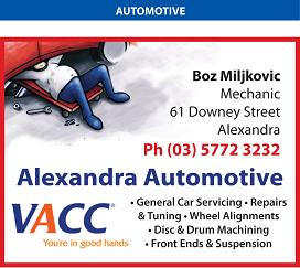 Alexandra Automotive