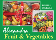 Alexandra Fruit and Vegetables