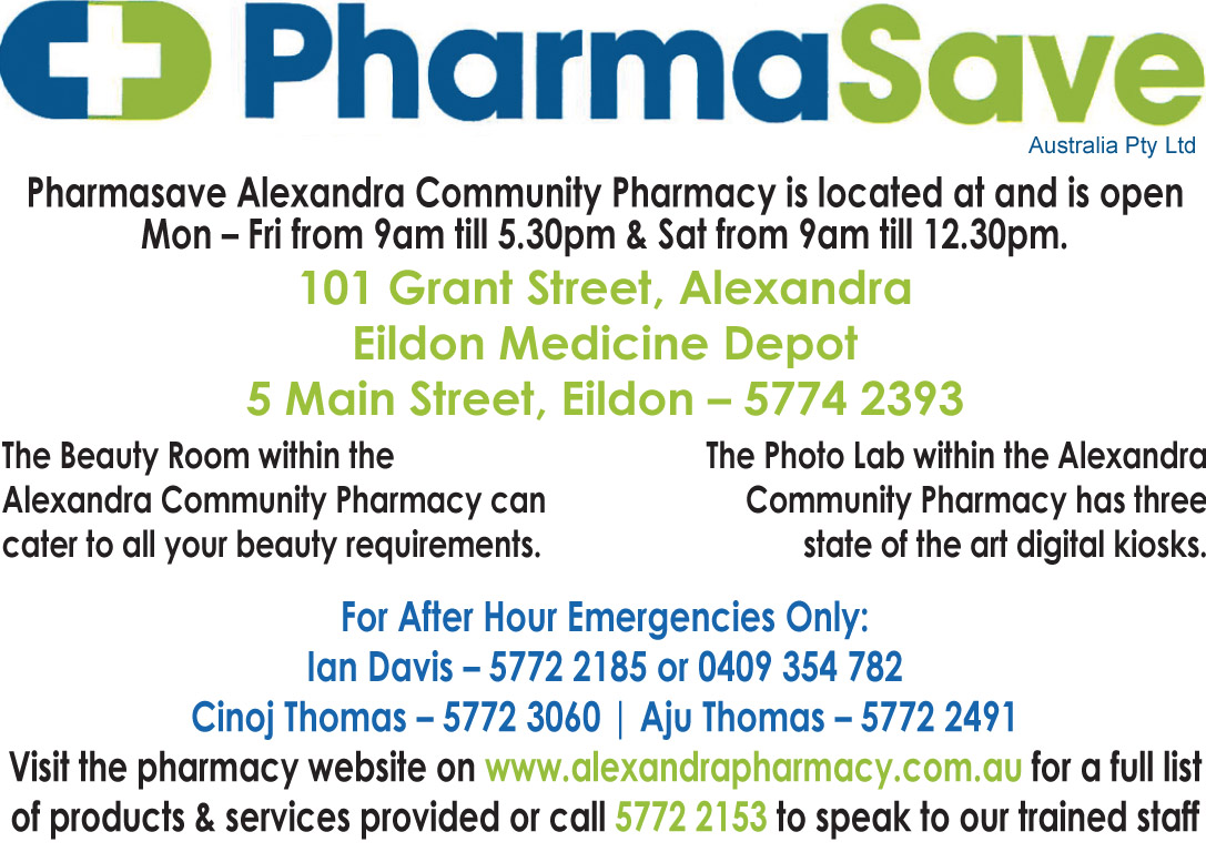 Pharmasave Alexandra Community Pharmacy