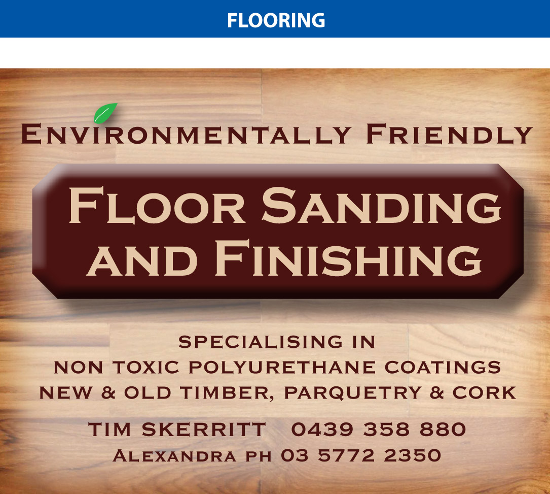 Floor Sanding and Finishing